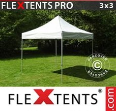 Canopy 3x3 m Silver