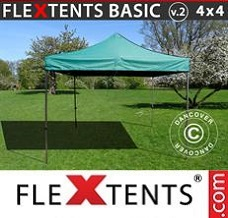 Canopy 4x4m Green