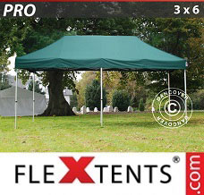 Canopy 3x6 m Green