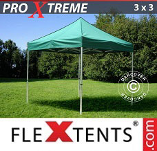 Canopy 3x3 m Green