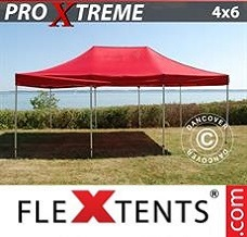 Canopy 4x6 m Red